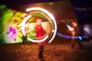 Hooplaland Feuer Hula Hoop Reifen 2016