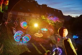 Hooplaland LED Hula Hoop Reifen 2017