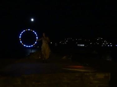 Colliour Straßenkunstwoche in Süd-Frankreich
